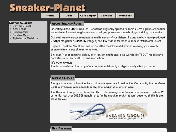 Accounts Free Sneaker Planet