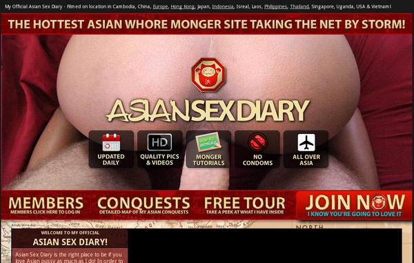 Asian Sex Diary Bank