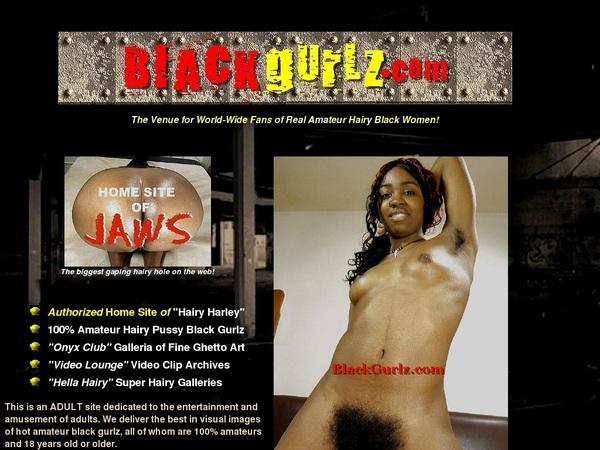 Black Gurlz Solo