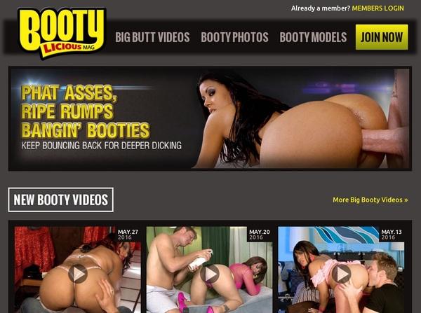 Bootylicious Mag Avec IBAN / SEPA