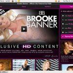 Brookebanner X