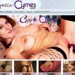Cyntia Cymes Checkout Page