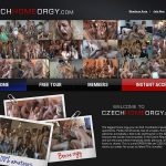 Czech Home Orgy Shop