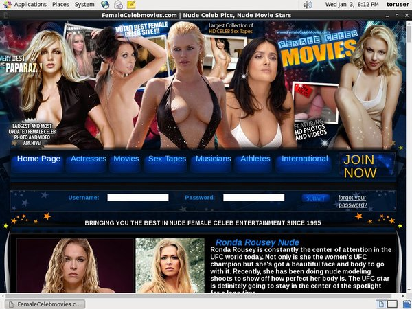 Femalecelebmovies.com Working Password