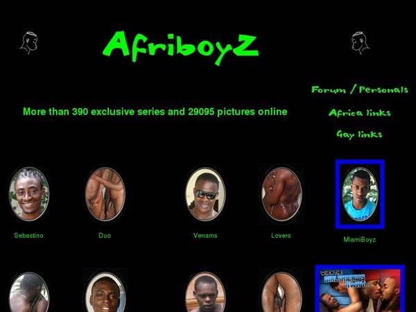 Free Afriboyz Accs