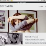 Free Porn Sky Smith