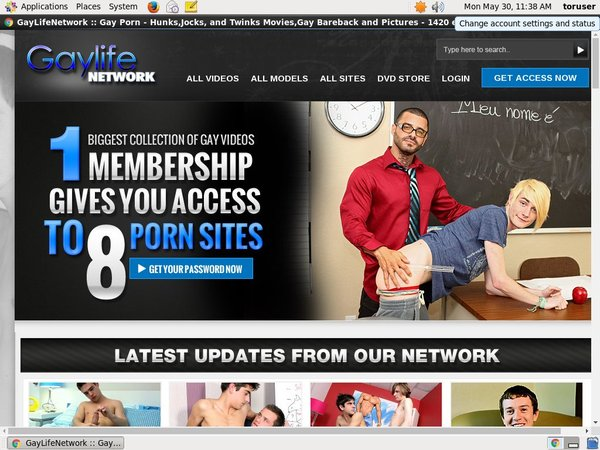 Gaylifenetwork.com Create Account