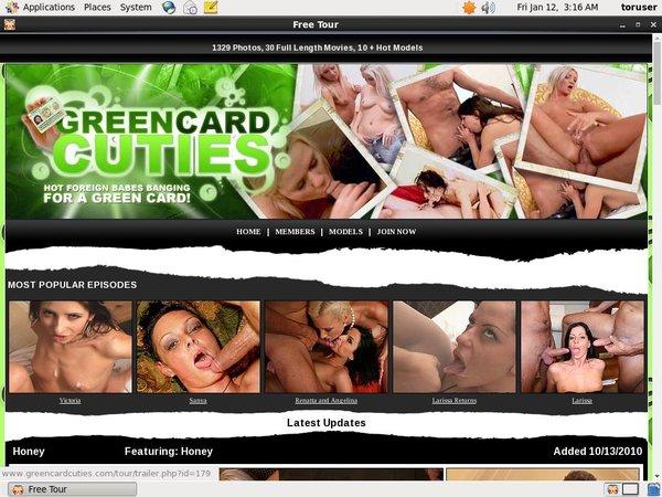 Green Card Cuties Epochstats