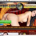 Ladyboy Ladyboy Trailer