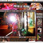 Michelle Aston Websites