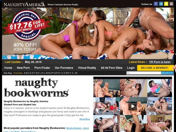 Naughtybookworms.com Pago