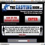 Password For The Casting Room