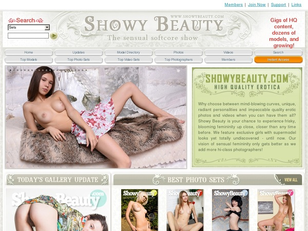 Pay Pal Showy Beauty