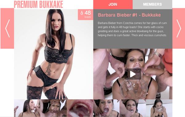 Premiumbukkake.com Videos Free
