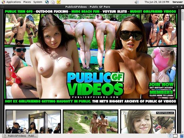 Public GF Videos .com