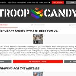 Troop Candy Men
