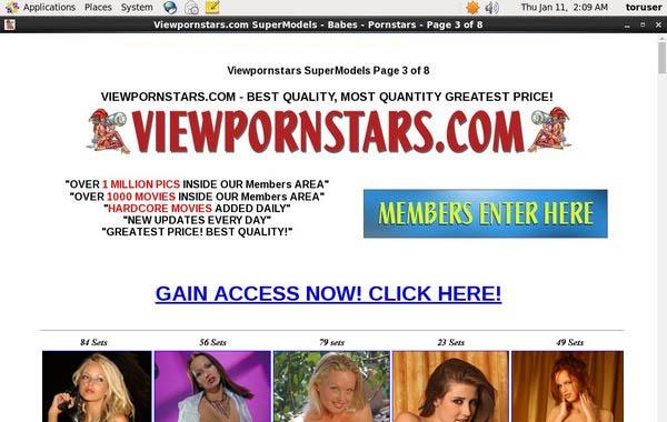 Viewpornstars Free Passes