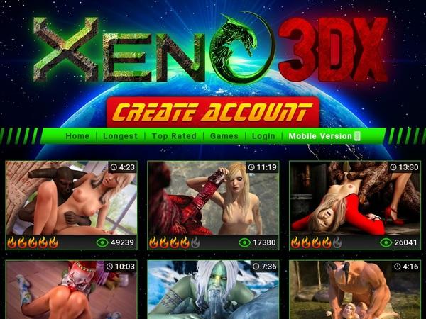 Xeno 3DX Guys