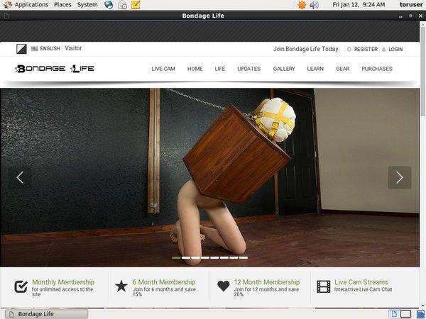 Bondagelife.com Porn Site
