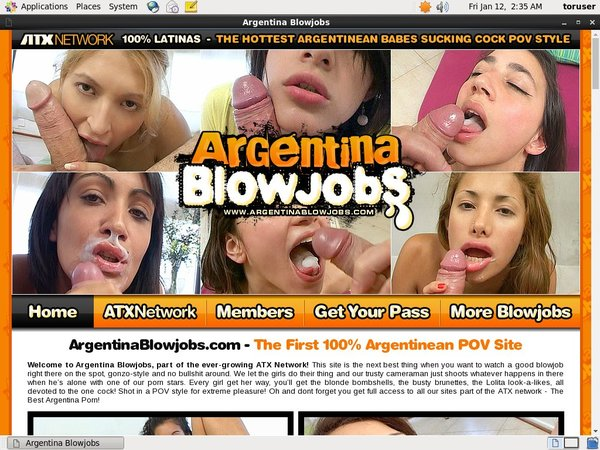 Free Argentina Blowjobs Movie