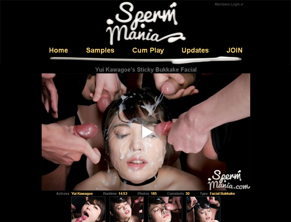 Spermmania Clips For Sale