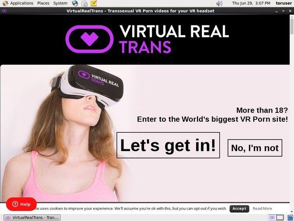 Free Virtualrealtrans User