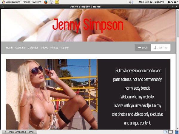 Jennysimpson.xxx Epoch Payment