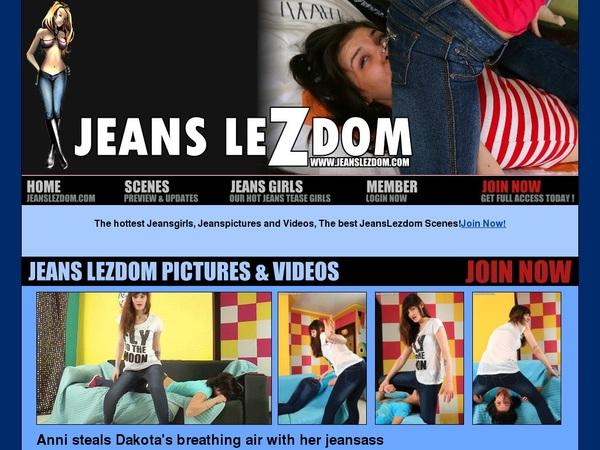 Jeanslezdom.com Clip Cash