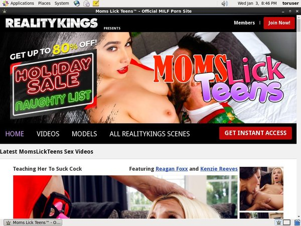 Moms Lick Teens Payment Page