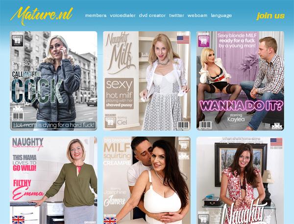 Mature Wnu.com Page