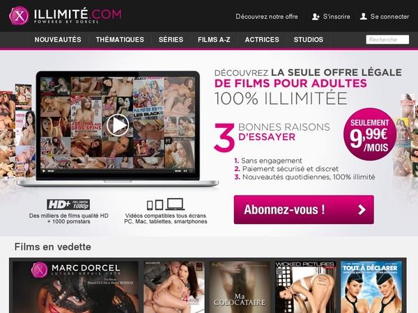 Xillimite.com Iphone