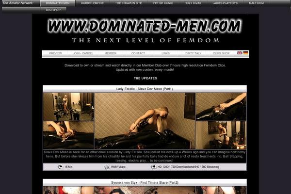 Premium Dominatet Men Pass