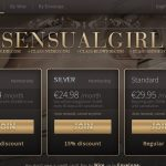 Sensual Girl Promotion