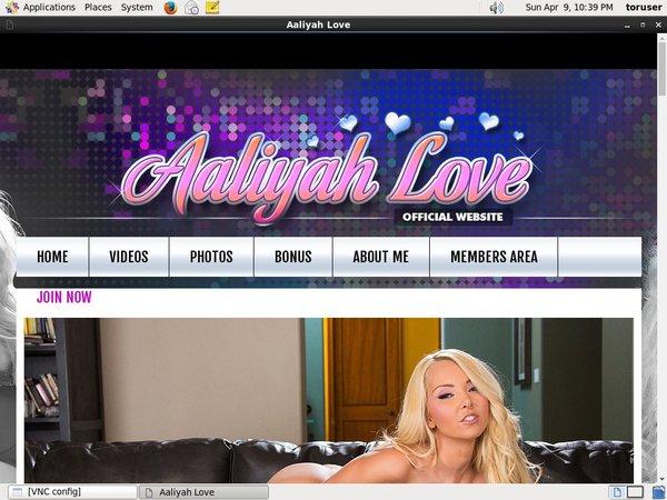 Paypal Aaliyah Love