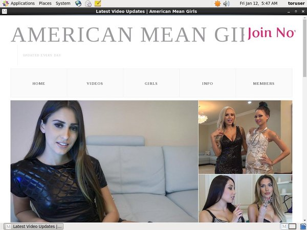 American Mean Girls Galleries