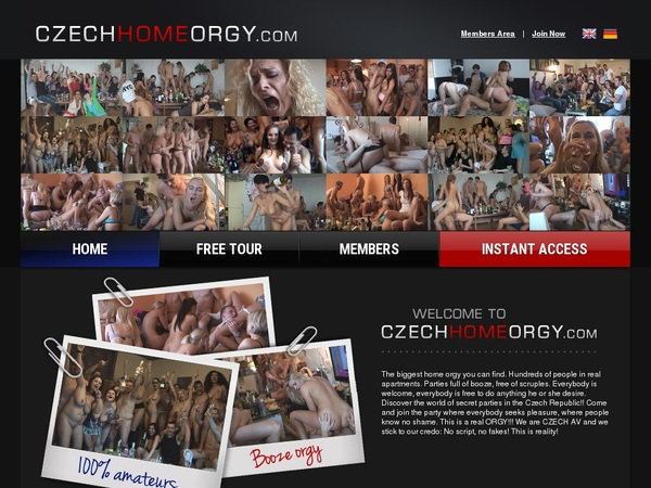 Czechhomeorgy.com With Directpay