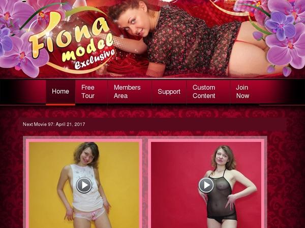 Fiona Model Wiki